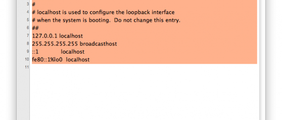 hosts を書き変えて再起動せずに反映