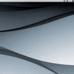 [Mac]デスクトップアイコンが勝手に整列される